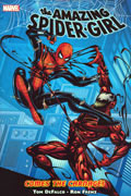 AMAZING SPIDER-GIRL VOL 2 COMES THE CARNAGE TP