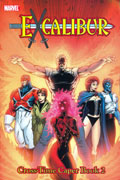 EXCALIBUR CLASSIC VOL 4 CROSSTIME CAPER BOOK 2 TP
