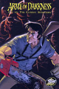 ARMY OF DARKNESS VOL 5 ASH VS THE MONSTERS REG ED TP
