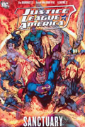 JUSTICE LEAGUE OF AMERICA VOL 4 SANCTUARY HC