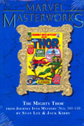MMW MIGHTY THOR VOL 2 HC VARIANT VOL 26 NEW PTG