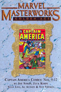 MMW GOLDEN AGE CAPTAIN AMERICA HC VOL 03 VAR ED VOL 111