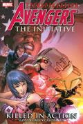 AVENGERS THE INITIATIVE VOL 2 KILLED IN ACTION TP