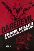 DAREDEVIL BY MILLER & JANSON VOL 1 TP