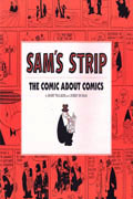 SAMS STRIP COMIC ABOUT COMICS GN