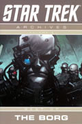 STAR TREK ARCHIVES TP VOL 02 BEST OF THE BORG