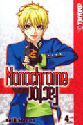 MONOCHROME FACTOR GN VOL 04 (OF 5) (MR)