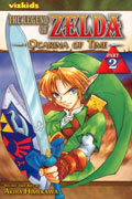 LEGEND OF ZELDA GN VOL 02
