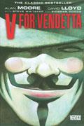 V FOR VENDETTA NEW EDITION TP (MR)