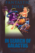 FANTASTIC FOUR IN SEARCH OF GALACTUS PREM HC