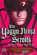YAGYU NINJA SCROLLS VOL 7 GN (MR)