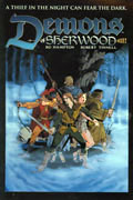 DEMONS OF SHERWOOD GN