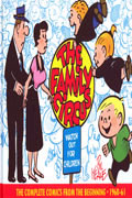 FAMILY CIRCUS LIBRARY VOL 1 HC