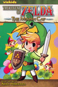 LEGEND OF ZELDA VOL 8 GN