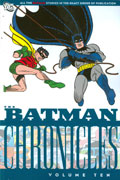 BATMAN CHRONICLES TP VOL 10