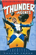 THUNDER AGENTS ARCHIVES HC VOL 03