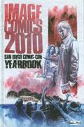 IMAGE COMICS 2010 SDCC YEARBOOK HC