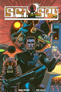 SCI SPY COMPLETE SERIES TP (MR)