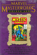 MMW GOLDEN AGE MYSTIC COMICS HC VOL 01 DM VAR ED 154