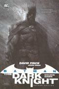 BATMAN THE DARK KNIGHT HC VOL 01 GOLDEN DAWN DLX ED