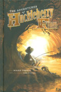 ADVENTURES OF HUCKLEBERRY FINN HC