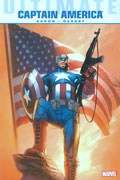 ULTIMATE COMICS CAPTAIN AMERICA TP