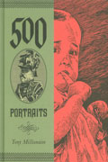 500 PORTRAITS HC