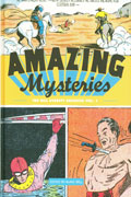 AMAZING MYSTERIES BILL EVERETT ARCHIVES HC VOL 01