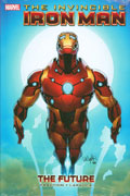 INVINCIBLE IRON MAN PREM HC VOL 11 FUTURE