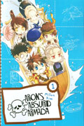 ARONS ABSURD ARMADA OMNIBUS TP VOL 01 (MR)