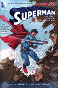 SUPERMAN HC VOL 03 FURY AT THE WORLDS END (N52)