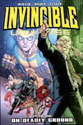 INVINCIBLE UNIVERSE TP VOL 01
