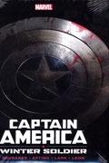 CAPTAIN AMERICA WINTER SOLDIER HC MOVIE CVR