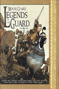 MOUSE GUARD LEGENDS O/T GUARD HC VOL 02