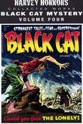 HARVEY HORRORS COLL WORKS BLACK CAT MYSTERY HC VOL 4