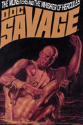 DOC SAVAGE DOUBLE NOVEL VOL 18 BAMA EXPANDED VAR E