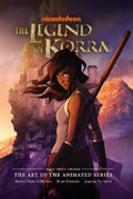 LEGEND OF KORRA ART ANIMATED SERIES HC BOOK 03 CHANGE