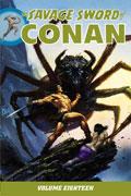 SAVAGE SWORD OF CONAN TP VOL 18 (C: 0-1-2)