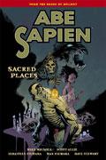 ABE SAPIEN TP VOL 05 SACRED PLACES (C: 0-1-2)