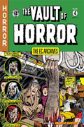 EC ARCHIVES VAULT OF HORROR HC VOL 04