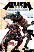 ALIEN LEGION UNCIVIL WAR HC