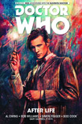 DOCTOR WHO 11TH HC VOL 01 AFTER LIFE