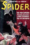 SPIDER DOUBLE NOVEL #5 CITY DESTROYER & PAIN EMPEROR