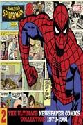 AMAZING SPIDER-MAN ULT NEWSPAPER COMICS HC VOL 02 1979-1981