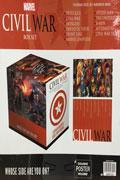 CIVIL WAR BOX SET SLIPCASE HC