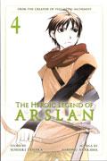 HEROIC LEGEND OF ARSLAN GN VOL 04