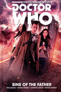 DOCTOR WHO 10TH HC VOL 06 SINS OF THE FATHER