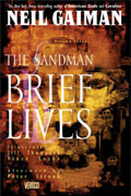 SANDMAN VOL 7 BRIEF LIVES HC