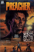 PREACHER VOL 2 UNTIL THE END OF THE WORLD TP  (Old cover style)