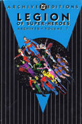 LEGION OF SUPER HEROES ARCHIVES VOL 7 HC